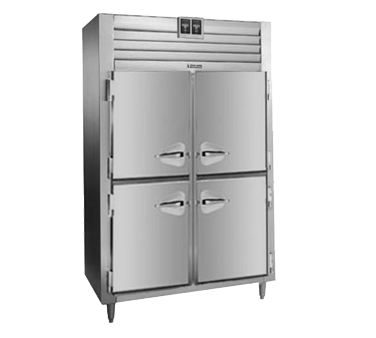 Traulsen RDH232WUT-HHS Spec-Line Refrigerated/Heated Dual Temp Cabinet