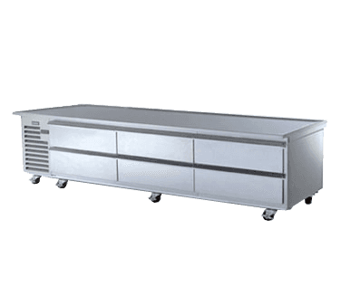 Traulsen TE110HR Spec-Line Refrigerated Equipment Stand