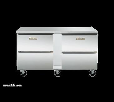 Traulsen UHD72DD-0300-SB Compact Undercounter Refrigerator