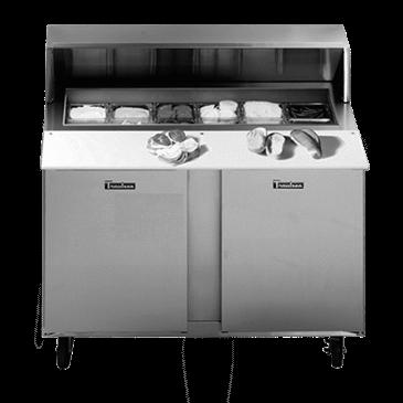 Traulsen UPT7218LL-0300-SB Compact Prep Table