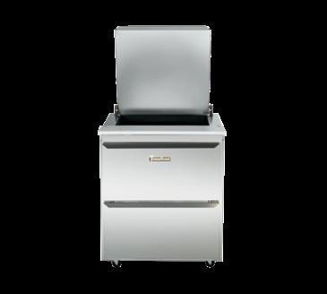 Traulsen USD6012DD-0300 Compact Prep Table