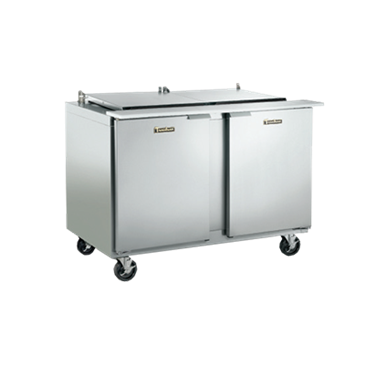Traulsen UST7212RR-0300 Compact Prep Table