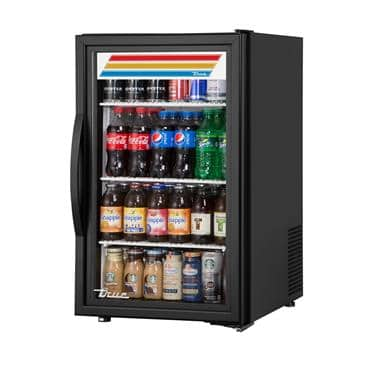 True Manufacturing Co., Inc. Manufacturing Co., Inc. GDM-06-34-HC~TSL01 Countertop Refrigerated Merchandiser