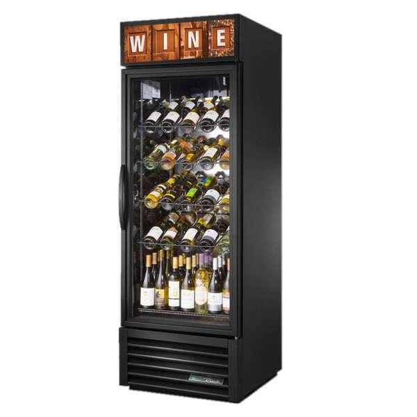 True True Manufacturing Co., Inc. GDM-23W-HC~TSL01 Wine Merchandiser