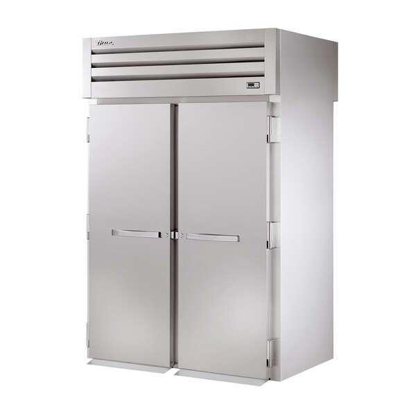 True True Manufacturing Co., Inc. STA2RRT89-2S-2S SPEC SERIESВ® Roll-thru Refrigerator