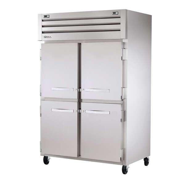 True Mfg. - General Foodservice Manufacturing Co., Inc. STG2DT-4HS SPEC SERIESВ® Refrigerator/Freezer