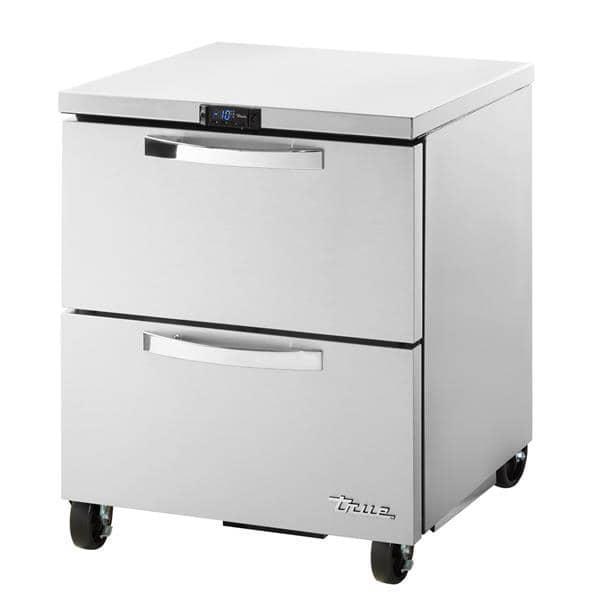 True Manufacturing Co., Inc. True Manufacturing Co., Inc. TUC-27F-D-2-HC~SPEC3 SPEC SERIES® Undercounter Freezer