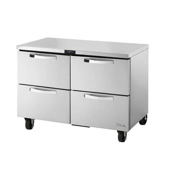 True Manufacturing Co., Inc. Manufacturing Co., Inc. TUC-48F-D-4-HC~SPEC3 SPEC SERIES® Undercounter Freezer
