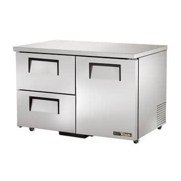 True Manufacturing Co., Inc. Manufacturing Co., Inc. TUC-48D-2-ADA-HC ADA Compliant Undercounter Refrigerator