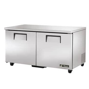 True Manufacturing Co., Inc. Manufacturing Co., Inc. TUC-60F-HC Undercounter Freezer