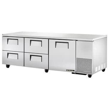 True Manufacturing Co., Inc. Manufacturing Co., Inc. TUC-93D-4-HC Deep Undercounter Refrigerator