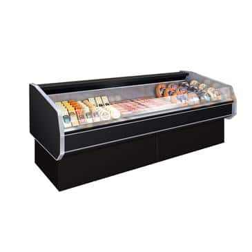 Turbo Air ED1-12 Open Display Case