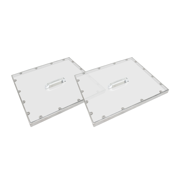 Turbo Air PC-60J Clear Pan Cover