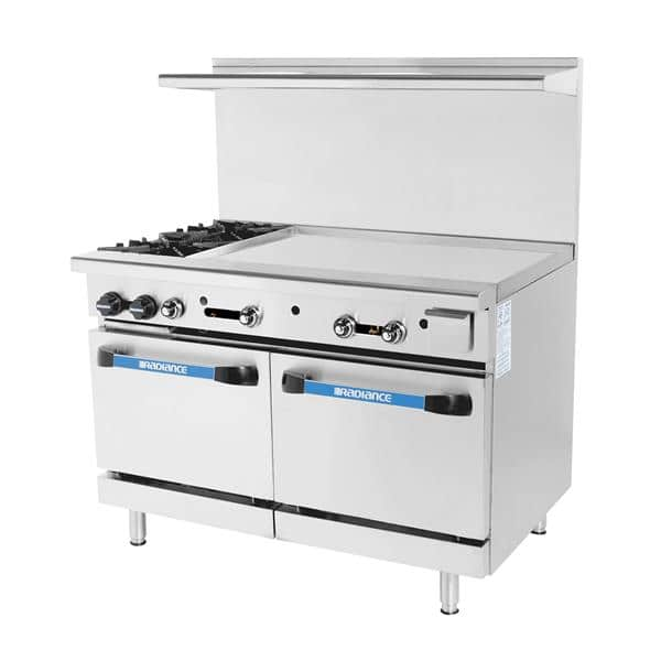 Turbo Air TARG-2B36G Radiance Restaurant Range
