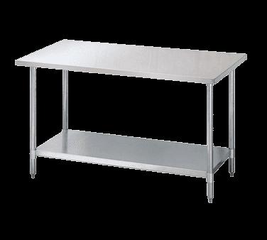 Turbo Air TSW-3036SB Work Table