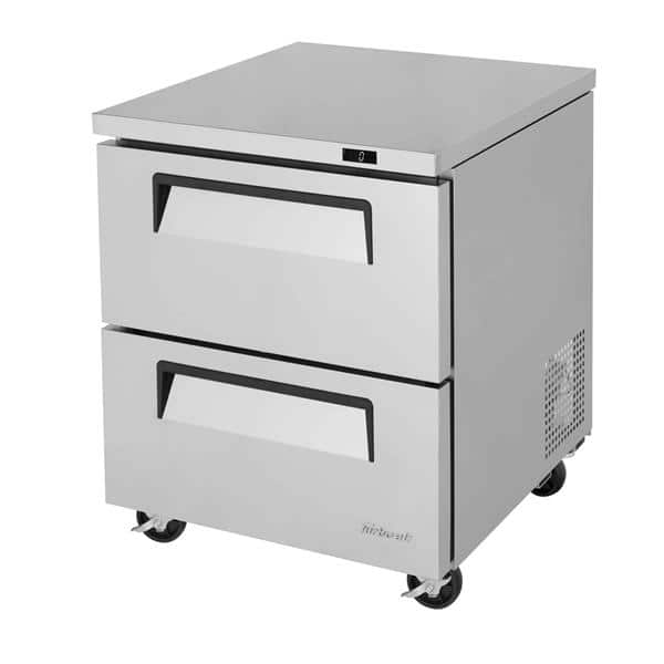 Turbo Air TUF-28SD-D2-N Super Deluxe Series Undercounter Freezer