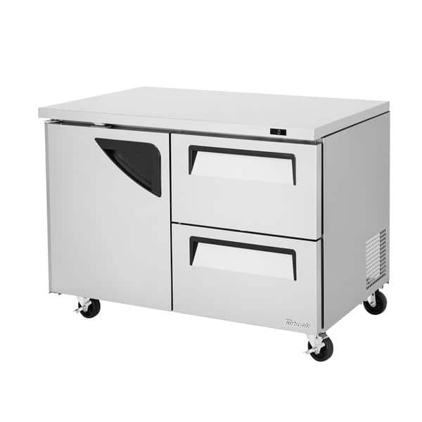 Turbo Air TUF-48SD-D2-N Super Deluxe Series Undercounter Freezer