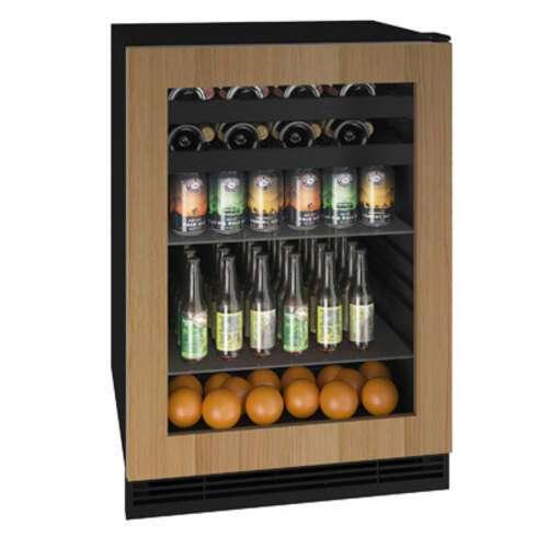 U-Line Commercial UHBV124-IG01A Refrigerator, Undercounter, Reach-In