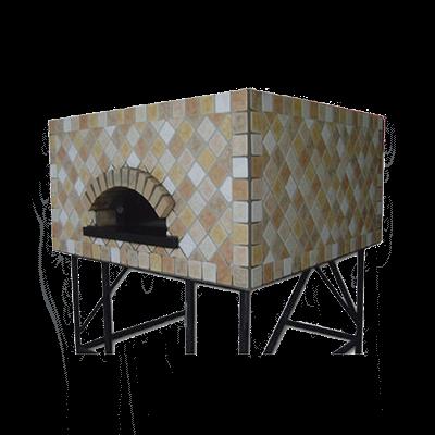 Univex DOME59S Artisan Stone Hearth Square Pizza Oven