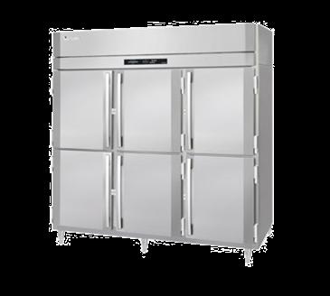Victory Refrigeration FS-3D-S1-EW-HD UltraSpec Series Freezer Featuring Secure-Temp