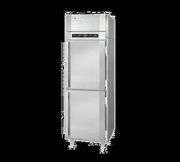 Victory Refrigeration Victory Refrigeration HRSA-1D-S1-EW-PT-HD UltraSpec Series Dual Temp Warmer/Refrigerator