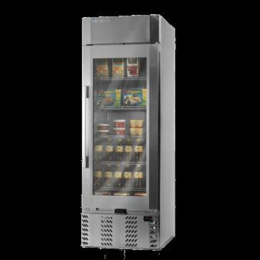 Victory Refrigeration LSR23G-1-L UltraSpec Series Merchandiser Refrigerator