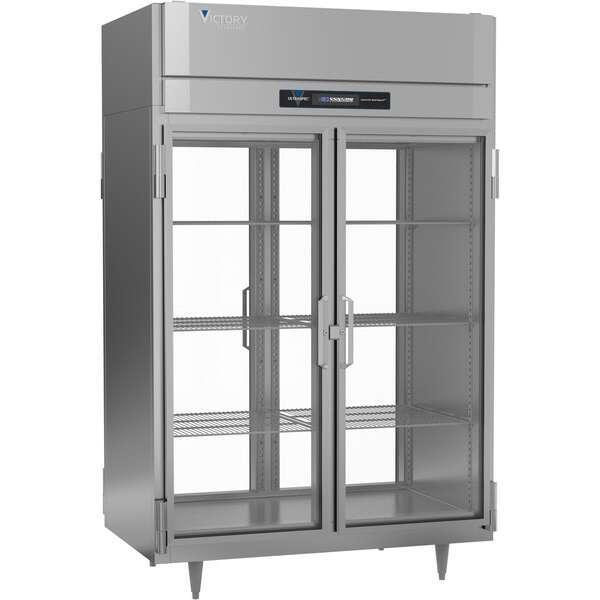 Victory Refrigeration Victory Refrigeration FS-2D-S1-PT-GD-HC UltraSpec™ Series Freezer Featuring Secure-Temp™