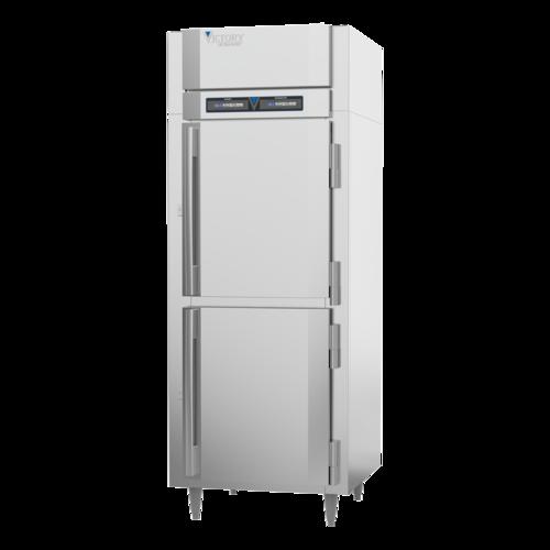 Victory Refrigeration HRSA-1D-S1-EW-HD-HC UltraSpec™ Series Dual Temp Warmer/Refrigerator