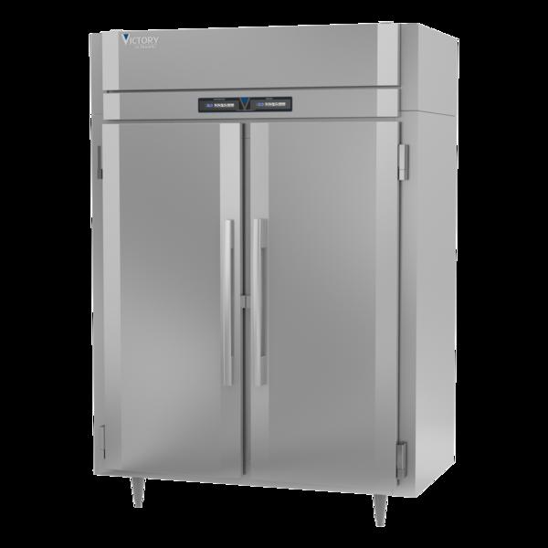 Victory Refrigeration Victory Refrigeration RFSA-2D-S1-EW-HC UltraSpec™ Series Refrigerator/Freezer Featuring