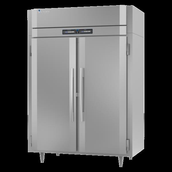 Victory Refrigeration Victory Refrigeration RFSA-2D-S1-EW-PT-HC UltraSpec™ Series Refrigerator/Freezer Featuring