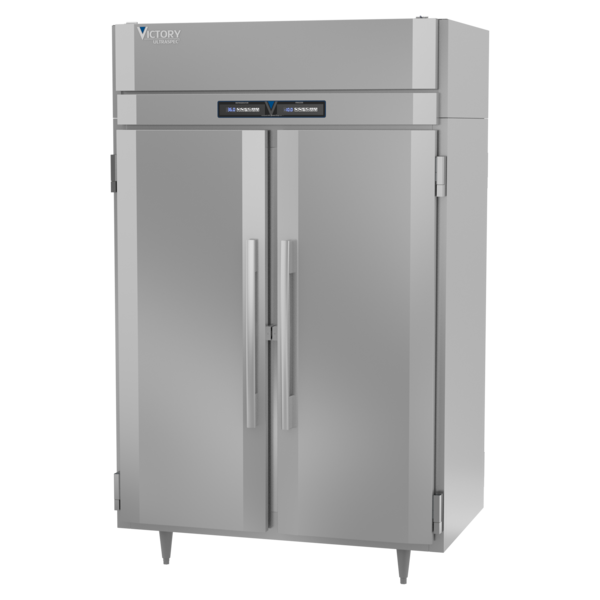 Victory Refrigeration Victory Refrigeration RFSA-2D-S1-PT-HC UltraSpec™ Series Refrigerator/Freezer Featuring