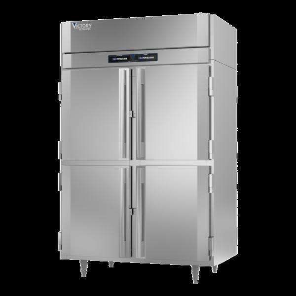 Victory Refrigeration Victory Refrigeration RFSA-2D-S1-PT-HD-HC UltraSpec™ Series Refrigerator/Freezer Featuring