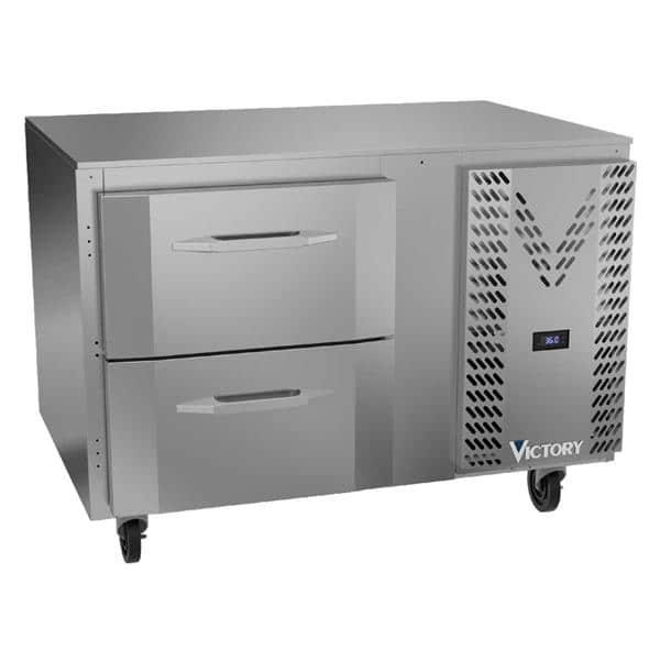 Victory Refrigeration Victory Refrigeration VURD46HC-2 UltraSpec Series Undercounter Refrigerator