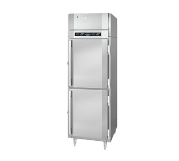 victory refrigeration rfs-1d-s1-ew-hd ultraspec series refrigerator/freezer  featuring