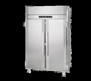 Victory Refrigeration Victory Refrigeration RFS-2D-S1-EW-PT UltraSpec Series Refrigerator/Freezer Featuring