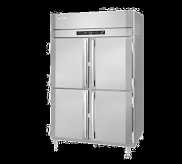 Victory Refrigeration RFSA-2D-S1-EW-HD UltraSpec Series Refrigerator/Freezer Featuring