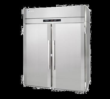 Victory Refrigeration RIS-2D-S1-PT-XH UltraSpec Series Extra High Refrigerator