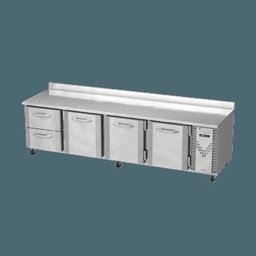 Victory Refrigeration VWRD119HC-2 UltraSpec Series Worktop Refrigerated Counter