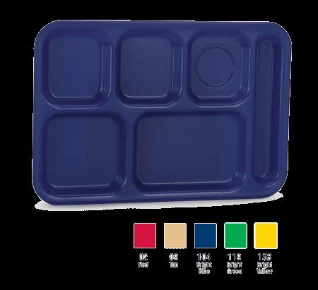 Vollrath 2015-104 School Compartment Tray