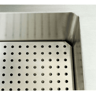 Vollrath 36913-2 Perforated False Bottom for Signature Server®
