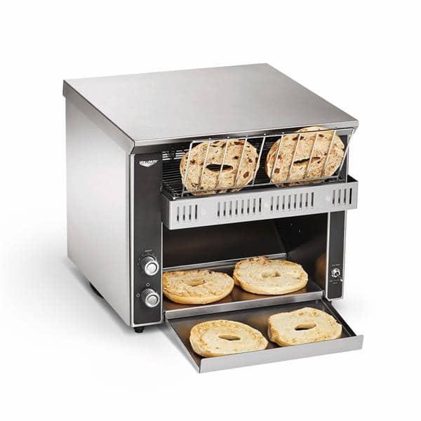 Vollrath Vollrath CT2B-120500 Conveyor Bagel & Bun Toaster