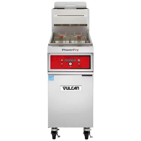 "Vulcan 1TR65DF PowerFry3"" Fryer"