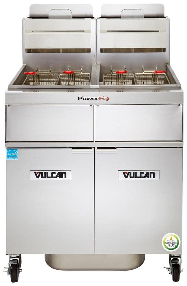 "Vulcan 3TR65CF PowerFry3"" Fryer"