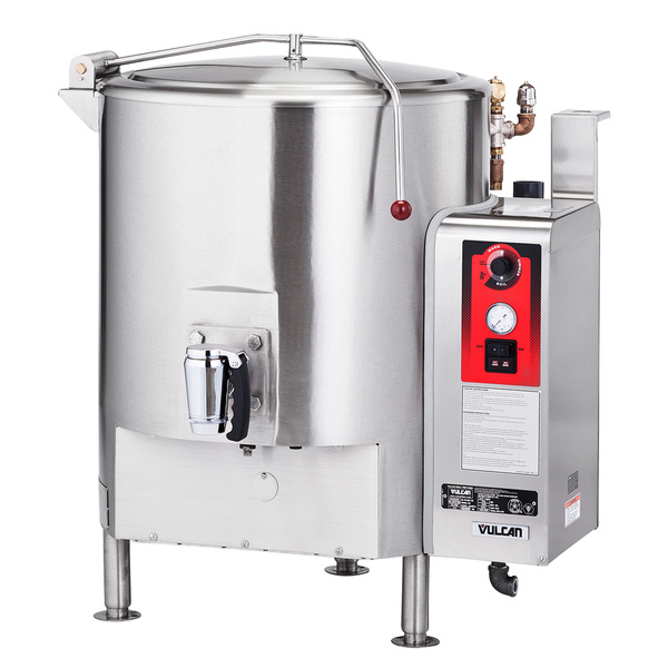 Vulcan ET125 Fully Jacketed Stationary Kettle
