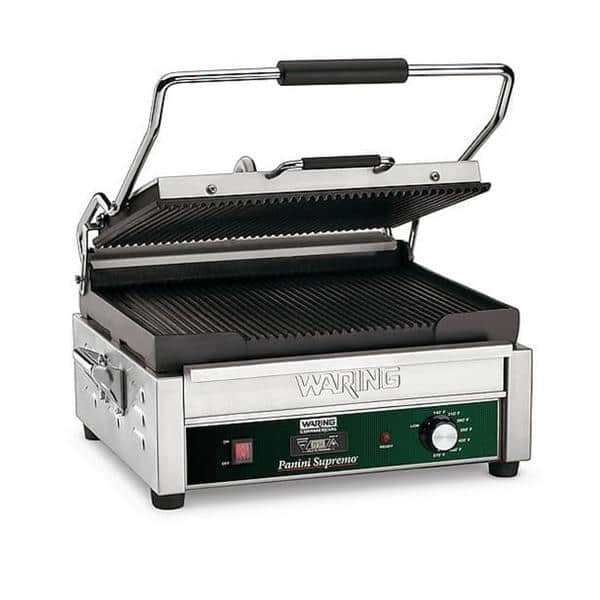 Waring Commercial WPG250T Panini Supremo™ Large Panini Grill