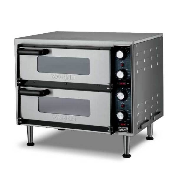 Waring Commercial WPO350 Double-Deck Pizza Oven