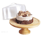 Admiral Craft WCS-414 Swivel Cake Stand