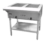 Admiral Craft ST-120/2 Steam Table