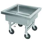 Advance Tabco 9-FSS-20-EC-X Special Value Soak Sink