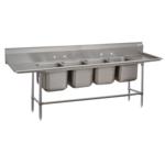 Advance Tabco 94-24-80-18RL Regaline Sink